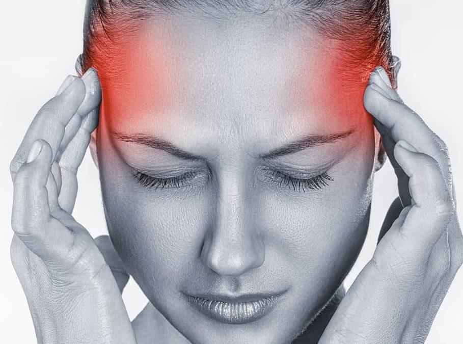 Napięciowe bóle głowy